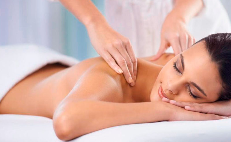 How to do neck and shoulder massages